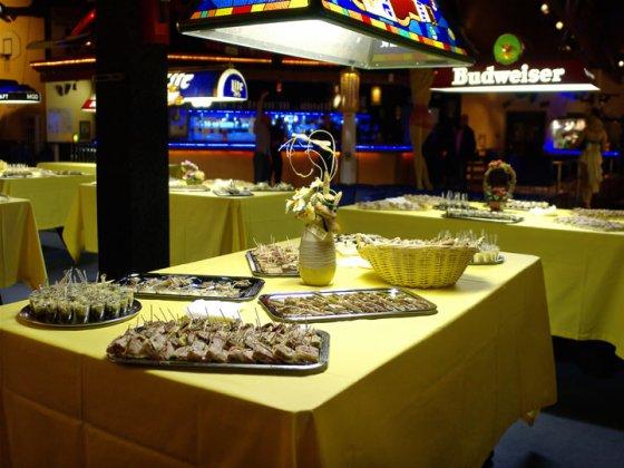 buffet bowling